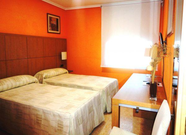 Hotel 4 600x435 - Habitación doble