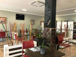 Cafeteria 10 261x195 - Cafetería