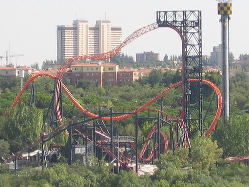 91 5 - Parque de atracciones