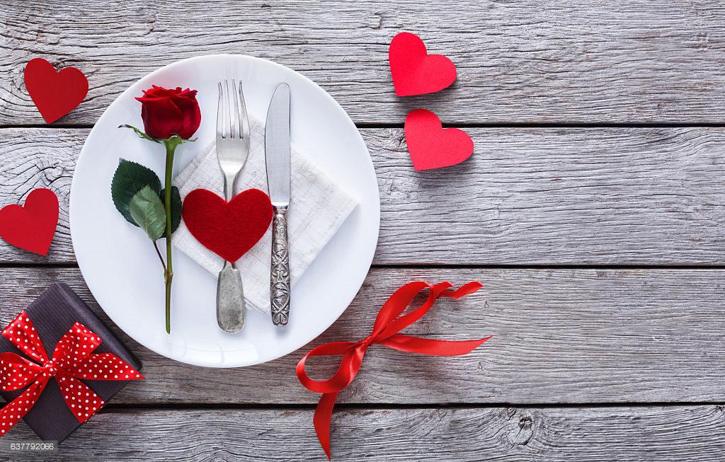 Cena San Valentín 2018